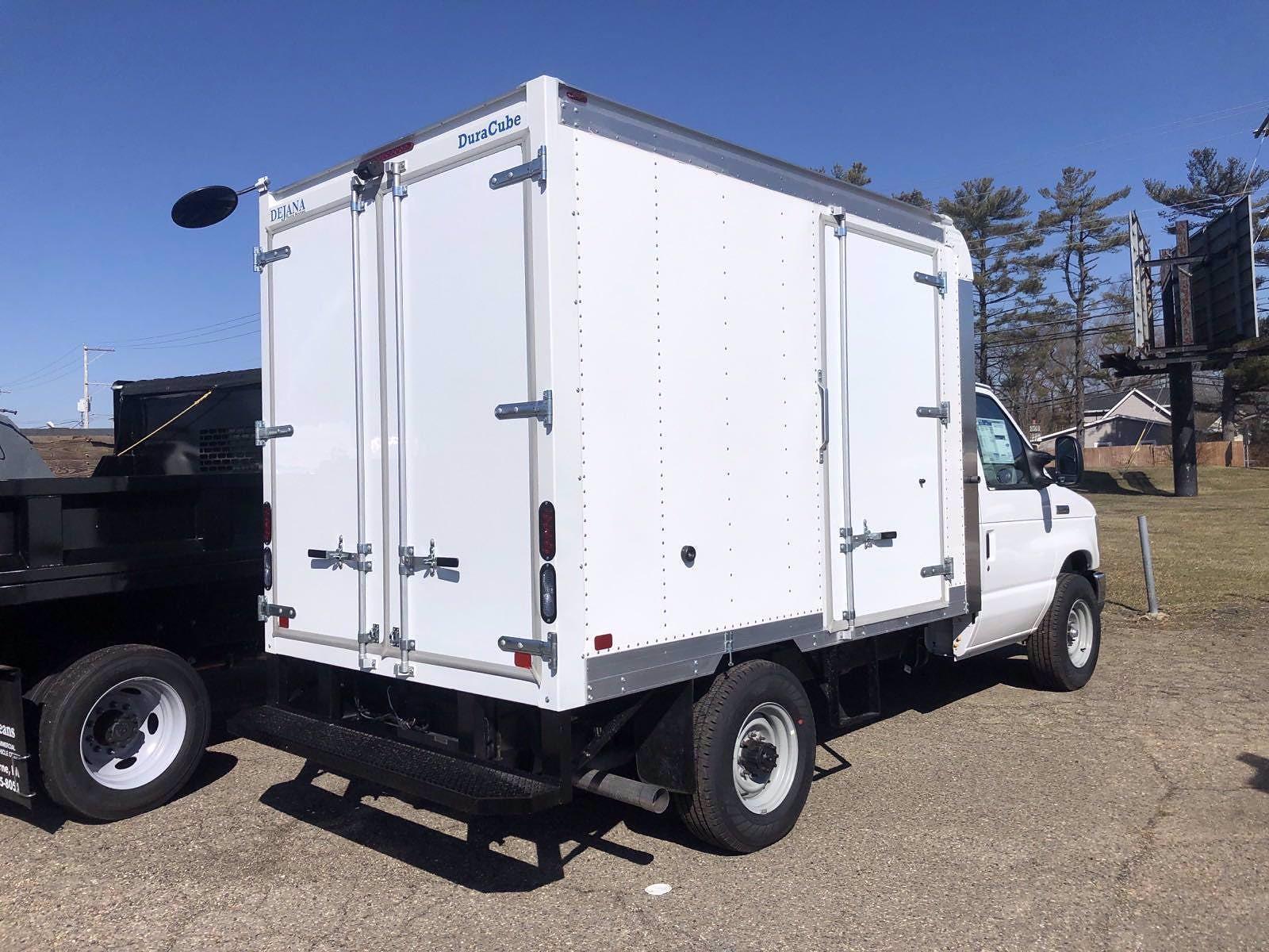 2021 E-350 4x2,  Dejana Truck & Utility Equipment DuraCube Cutaway Van #FLU10036 - photo 18