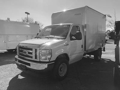 2021 E-350 4x2,  Dejana Truck & Utility Equipment DuraCube Cutaway Van #FLU10036 - photo 5