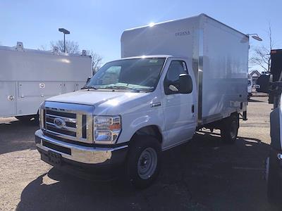 2021 E-350 4x2,  Dejana Truck & Utility Equipment DuraCube Cutaway Van #FLU10036 - photo 12