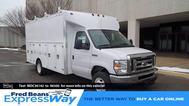 2021 Ford E-450 4x2, Supreme Spartan Service Utility Van #FLU10045 - photo 1