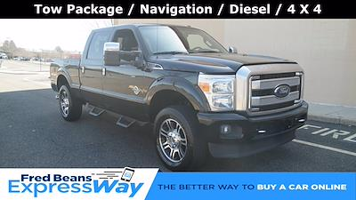 2015 Ford F-250 Crew Cab 4x4, Pickup #FLU100831 - photo 1