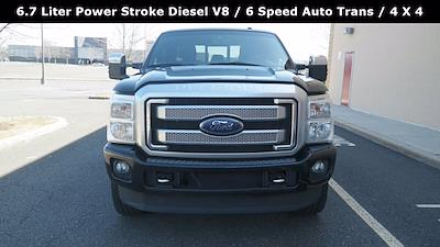 2015 Ford F-250 Crew Cab 4x4, Pickup #FLU100831 - photo 3