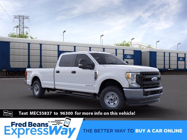 2021 Ford F-250 Crew Cab 4x4, Pickup #FLU10084 - photo 1