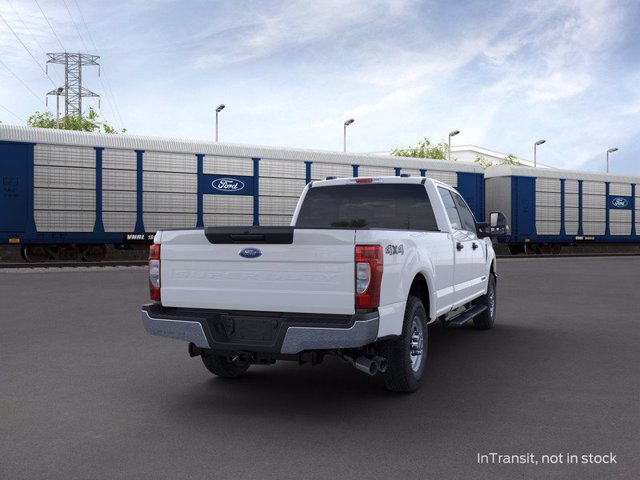 2021 Ford F-250 Crew Cab 4x4, Pickup #FLU10084 - photo 2