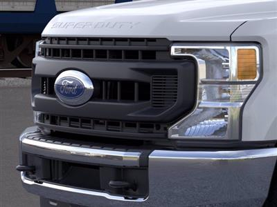 2021 Ford F-250 Crew Cab 4x4, Pickup #FLU10084 - photo 17