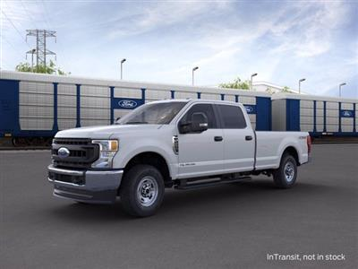 2021 Ford F-250 Crew Cab 4x4, Pickup #FLU10084 - photo 3