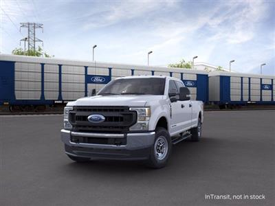 2021 Ford F-250 Crew Cab 4x4, Pickup #FLU10084 - photo 4