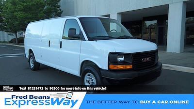 2008 GMC Savana 3500 4x2, Empty Cargo Van #FLU100842 - photo 1