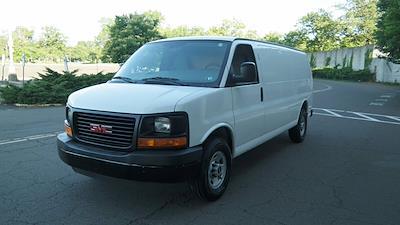 2008 GMC Savana 3500 4x2, Empty Cargo Van #FLU100842 - photo 4
