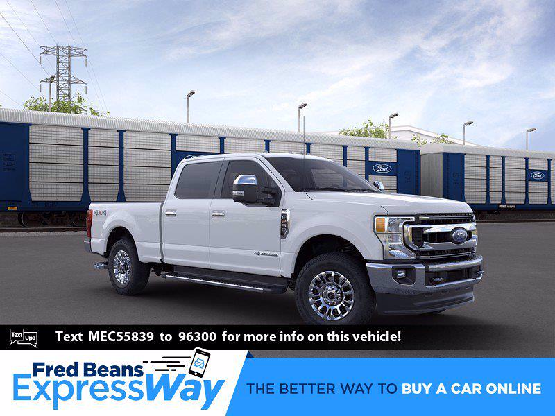 2021 Ford F-250 Crew Cab 4x4, Pickup #FLU10085 - photo 1