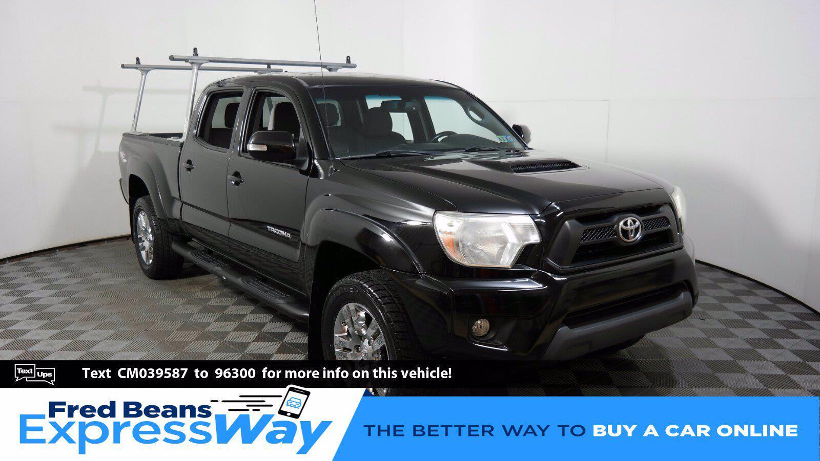 2012 Toyota Tacoma 4x4, Pickup #FLU101191 - photo 1