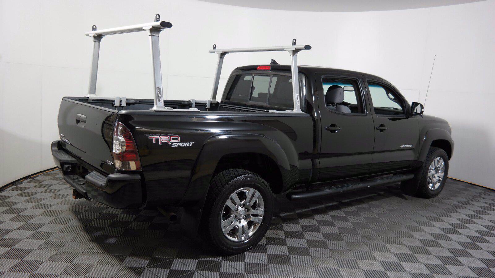 2012 Toyota Tacoma 4x4, Pickup #FLU101191 - photo 2