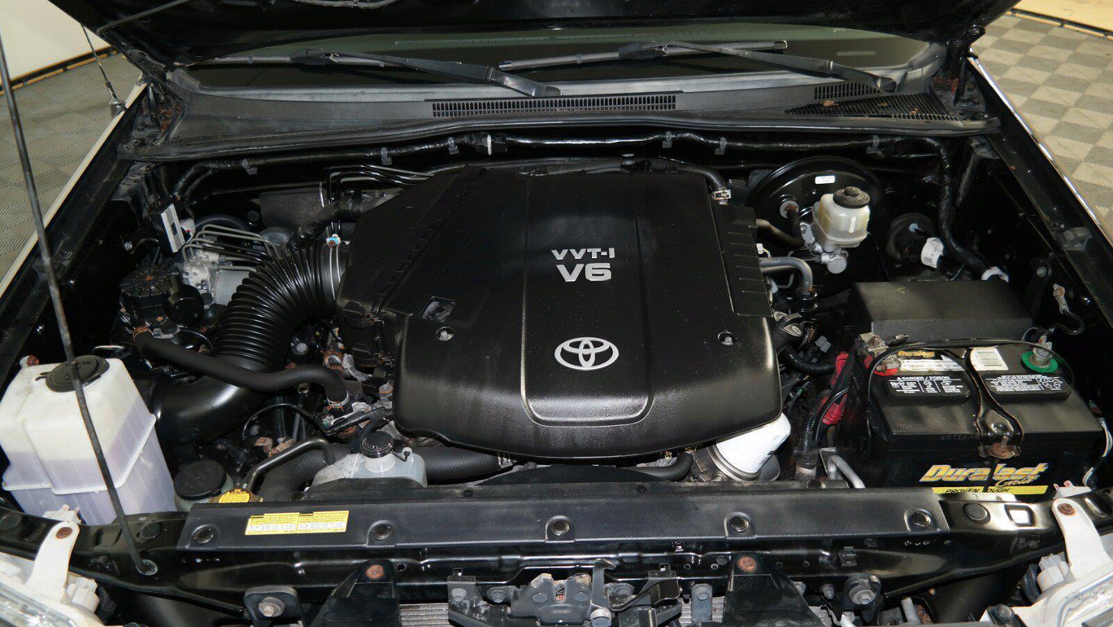 2012 Toyota Tacoma 4x4, Pickup #FLU101191 - photo 19