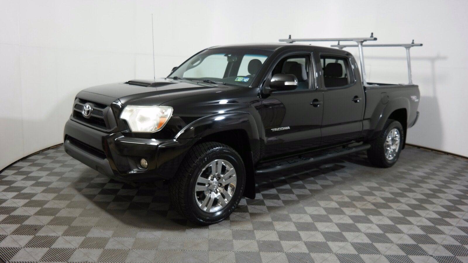 2012 Toyota Tacoma 4x4, Pickup #FLU101191 - photo 4