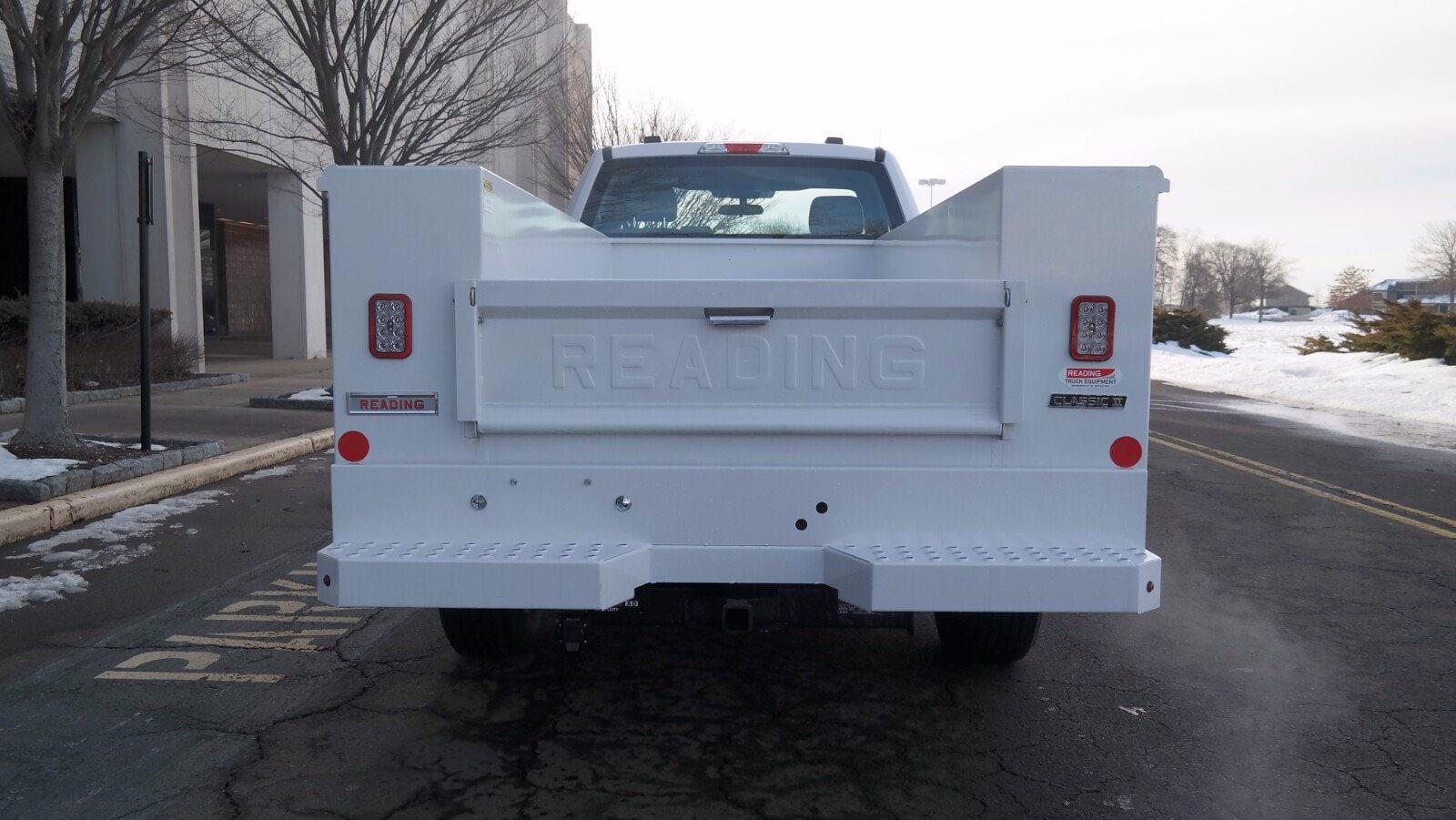 2021 Ford F-350 Regular Cab 4x4, Reading Classic II Steel Service Body #FLU10123 - photo 12