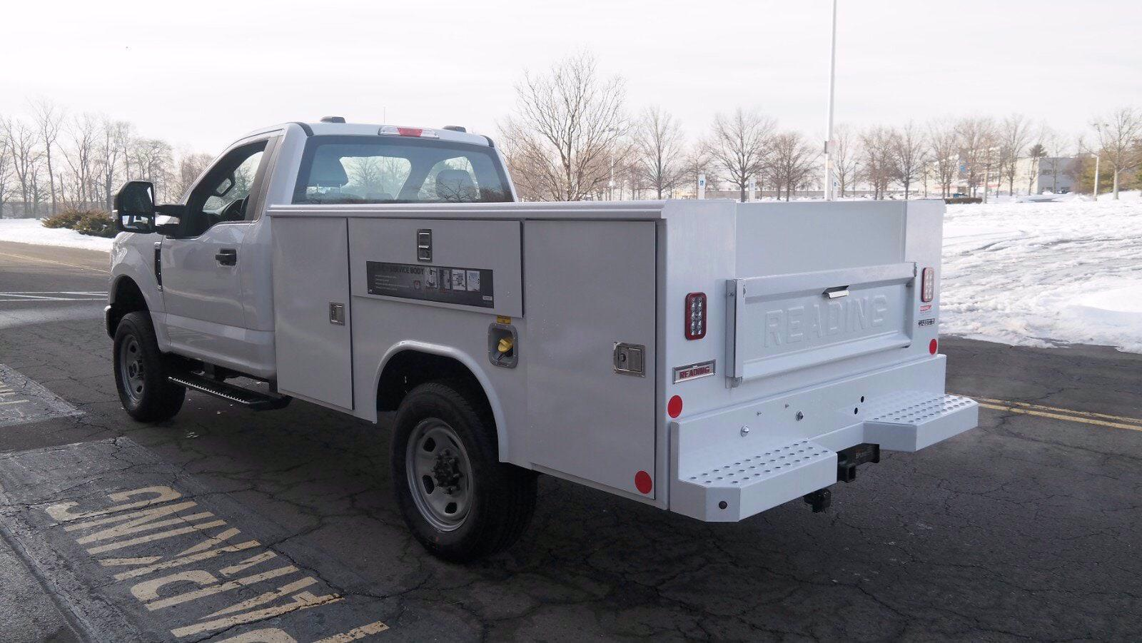 2021 Ford F-350 Regular Cab 4x4, Reading Classic II Steel Service Body #FLU10123 - photo 13
