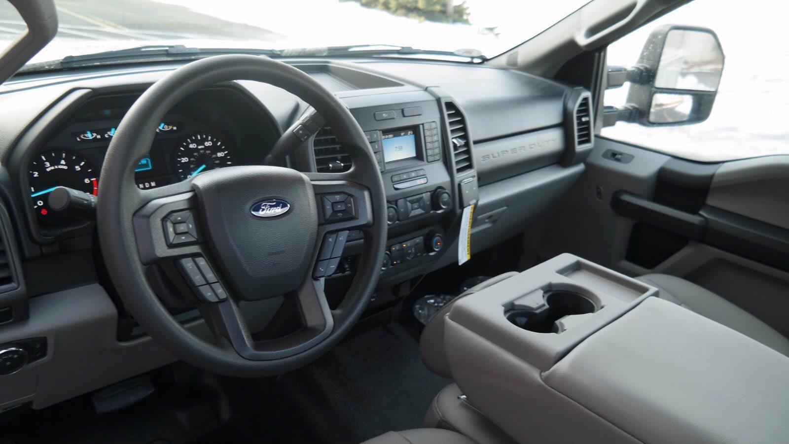 2021 Ford F-350 Regular Cab 4x4, Reading Classic II Steel Service Body #FLU10123 - photo 15