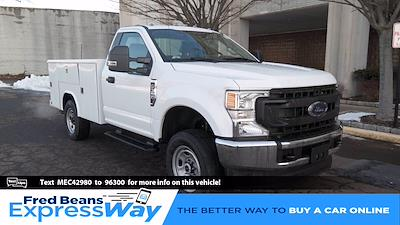 2021 Ford F-350 Regular Cab 4x4, Reading Classic II Steel Service Body #FLU10123 - photo 1