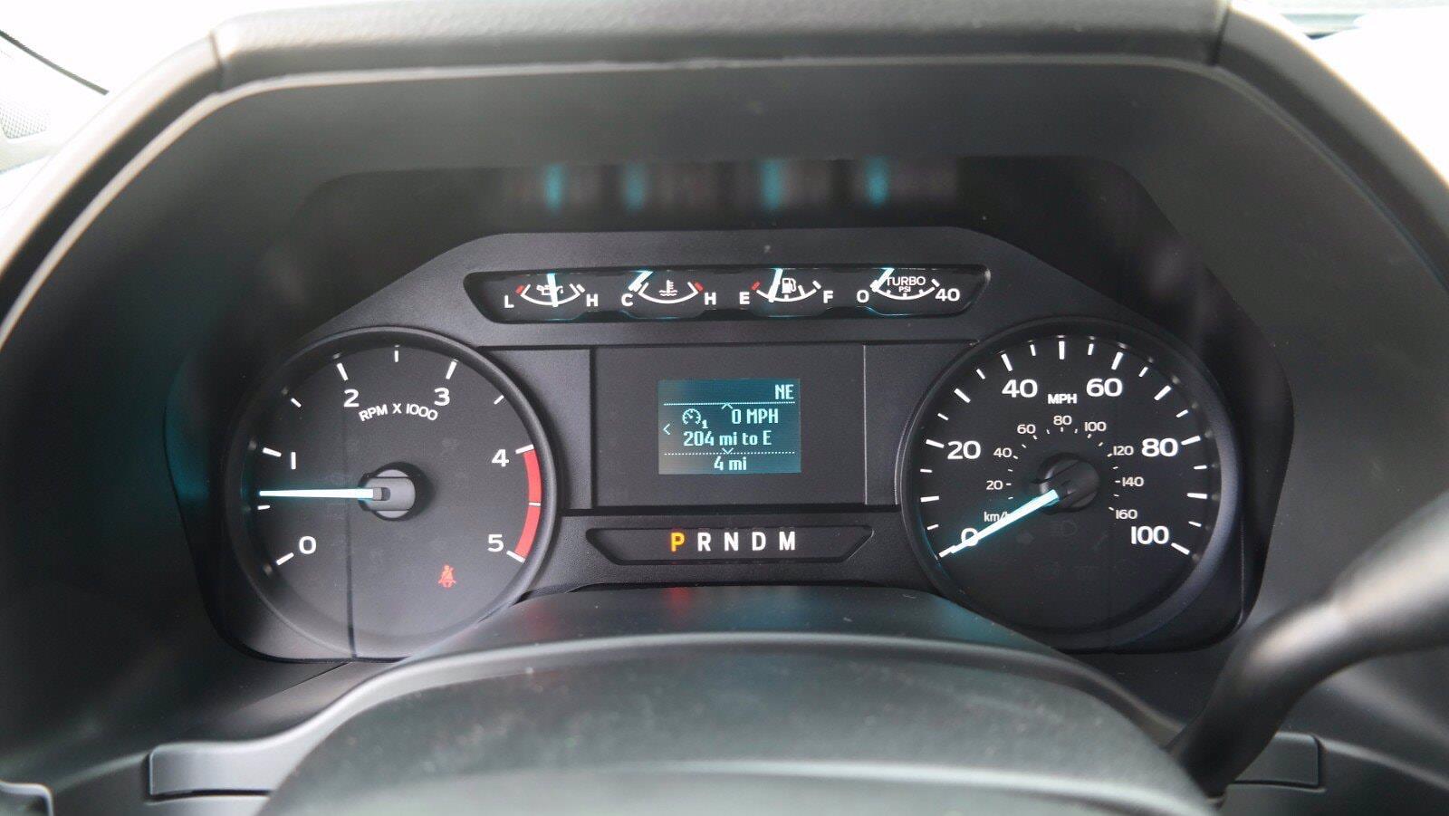 2021 Ford F-600 Regular Cab DRW 4x4, Cab Chassis #FLU10124 - photo 11