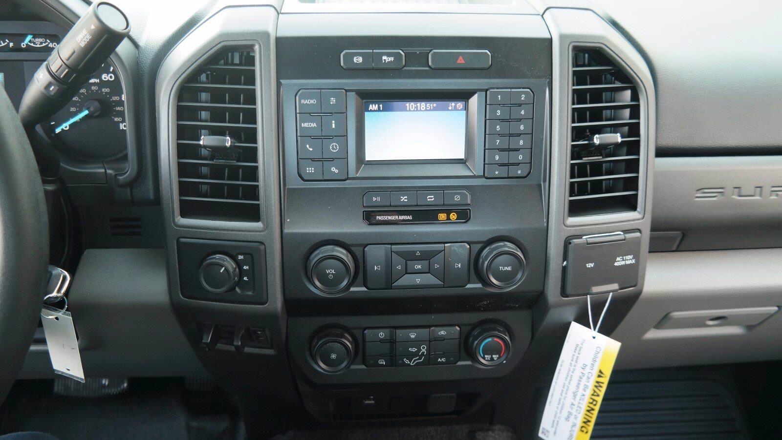 2021 Ford F-600 Regular Cab DRW 4x4, Cab Chassis #FLU10124 - photo 12