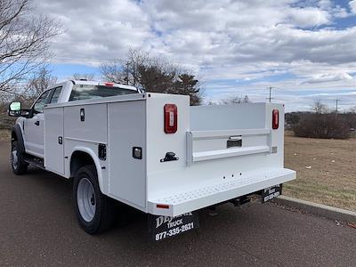 2021 Ford F-450 Super Cab DRW 4x4, Knapheide Steel Service Body #FLU10141 - photo 2