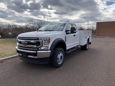 2021 Ford F-450 Super Cab DRW 4x4, Knapheide Steel Service Body #FLU10141 - photo 7