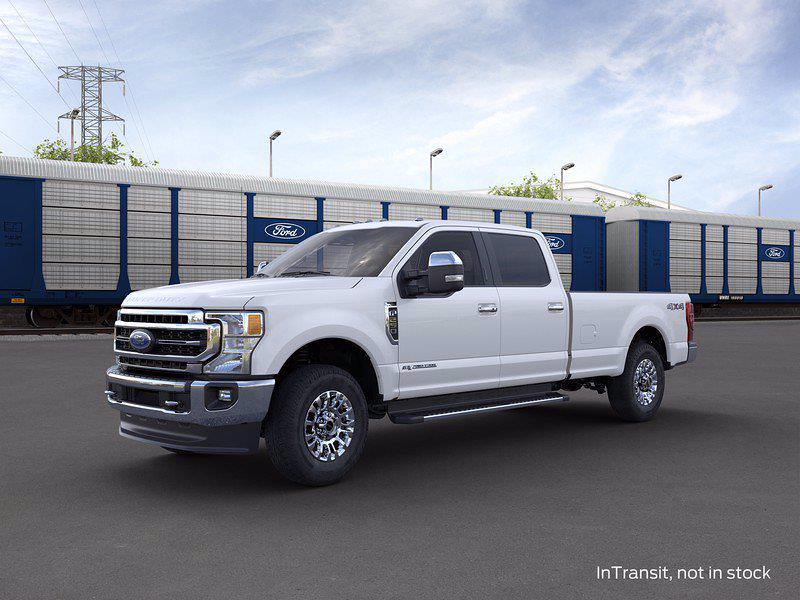 2021 Ford F-250 Crew Cab 4x4, Pickup #FLU10156 - photo 2