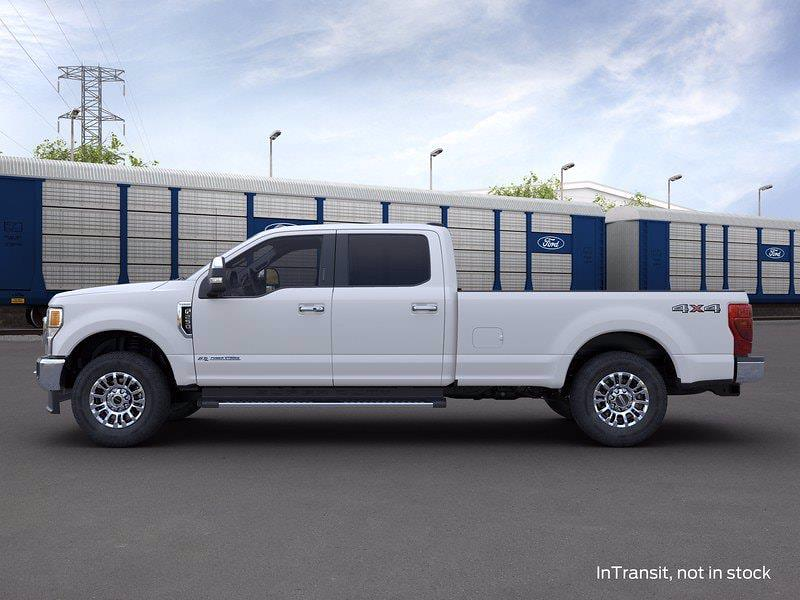 2021 Ford F-250 Crew Cab 4x4, Pickup #FLU10156 - photo 3