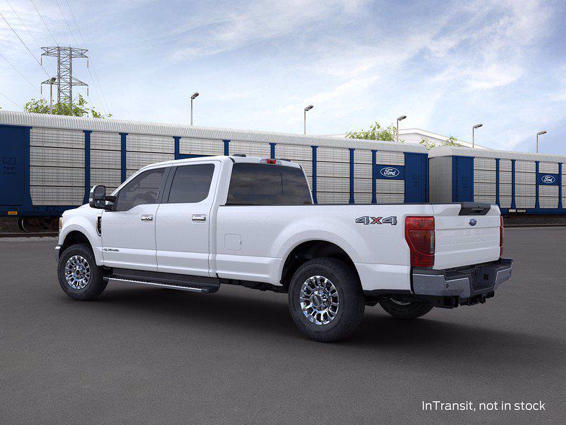 2021 Ford F-250 Crew Cab 4x4, Pickup #FLU10156 - photo 4