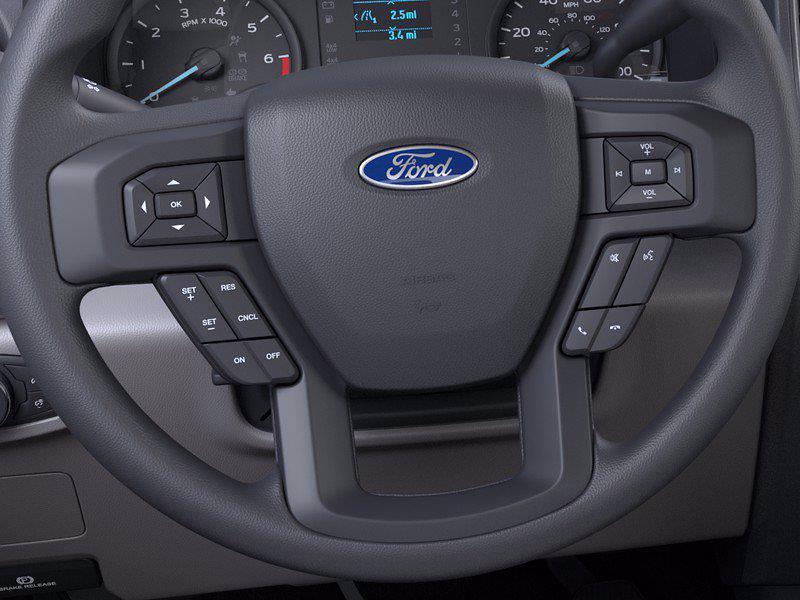 2021 Ford F-250 Crew Cab 4x4, Pickup #FLU10163 - photo 10