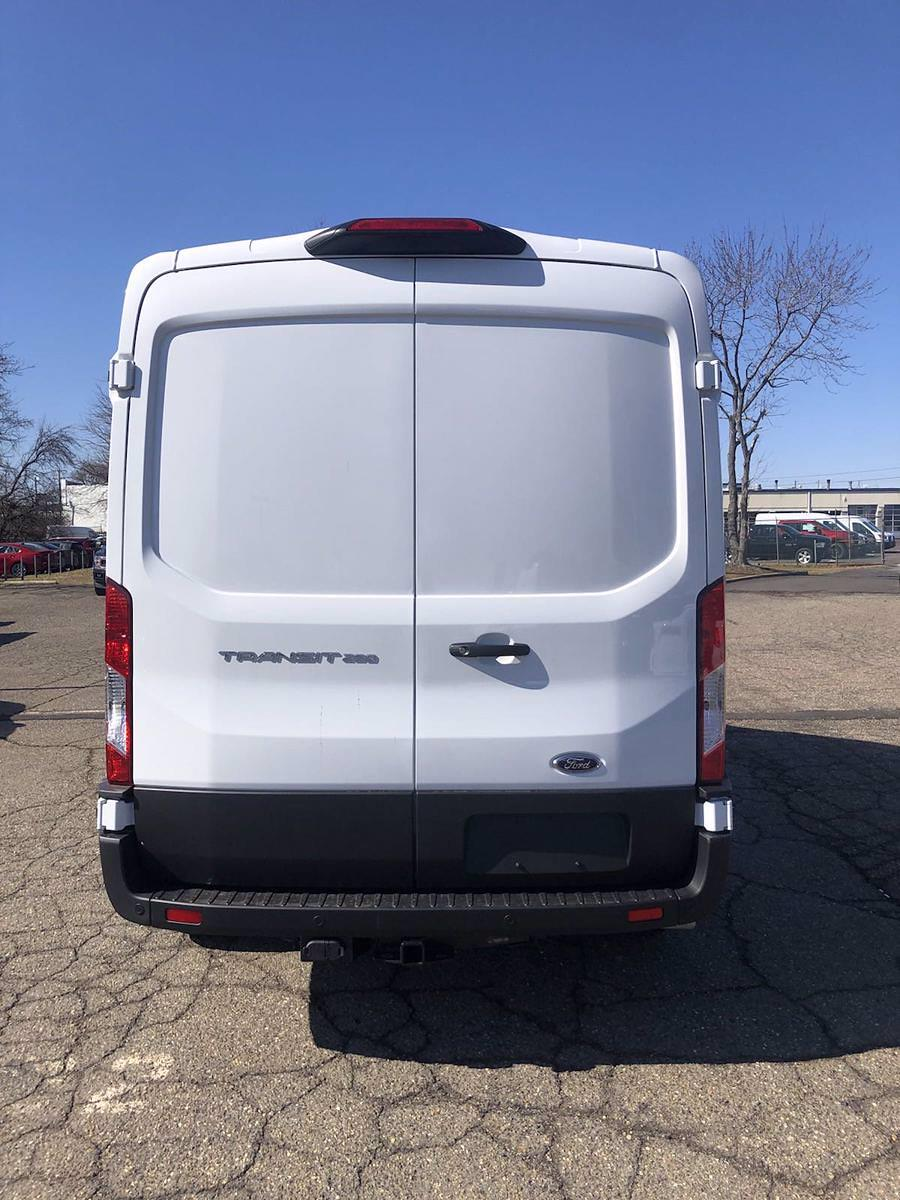 2021 Ford Transit 250 Medium Roof 4x2, Empty Cargo Van #FLU10164 - photo 10
