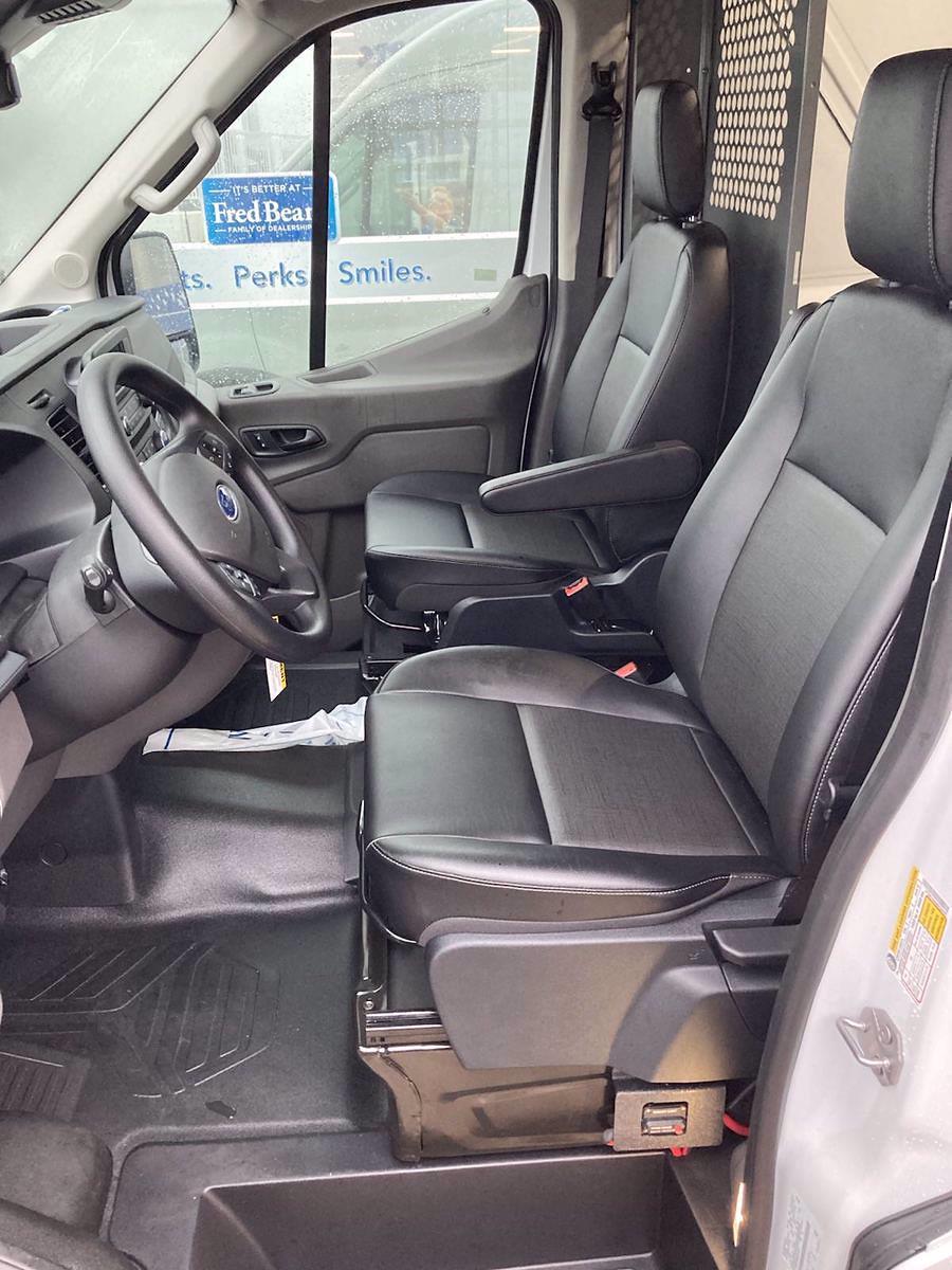 2021 Ford Transit 250 Medium Roof 4x2, Adrian Steel Upfitted Cargo Van #FLU10167 - photo 16