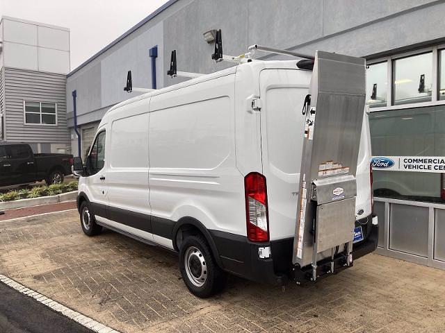 2021 Ford Transit 250 Medium Roof 4x2, Adrian Steel Upfitted Cargo Van #FLU10167 - photo 9