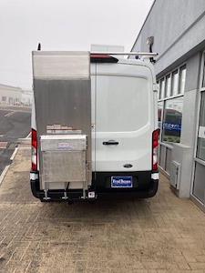 2021 Ford Transit 250 Medium Roof 4x2, Adrian Steel Upfitted Cargo Van #FLU10167 - photo 2