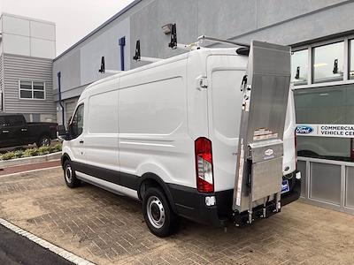 2021 Ford Transit 250 Medium Roof 4x2, Adrian Steel Upfitted Cargo Van #FLU10167 - photo 19