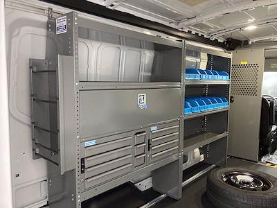 2021 Ford Transit 250 Medium Roof 4x2, Adrian Steel Upfitted Cargo Van #FLU10167 - photo 22
