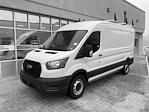 2021 Ford Transit 250 Medium Roof 4x2, Adrian Steel Upfitted Cargo Van #FLU10167 - photo 4