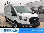 2021 Ford Transit 250 Medium Roof 4x2, Adrian Steel Upfitted Cargo Van #FLU10167 - photo 1