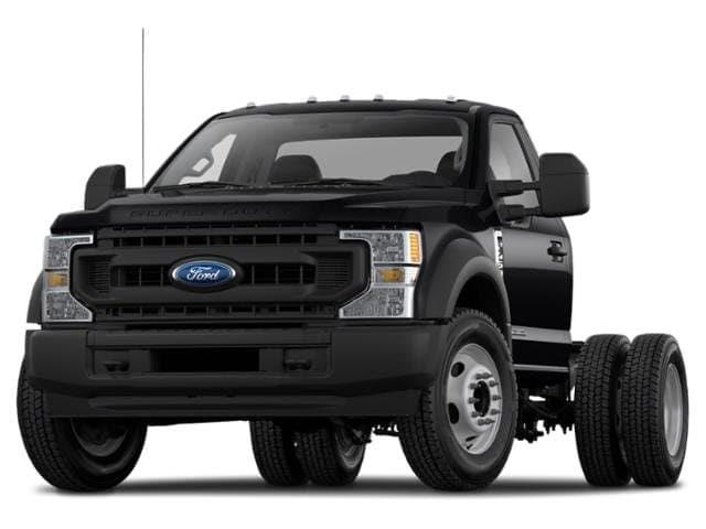 2021 Ford F-450 Regular Cab DRW 4x4, PJ's Stake Bed #FLU10174 - photo 1