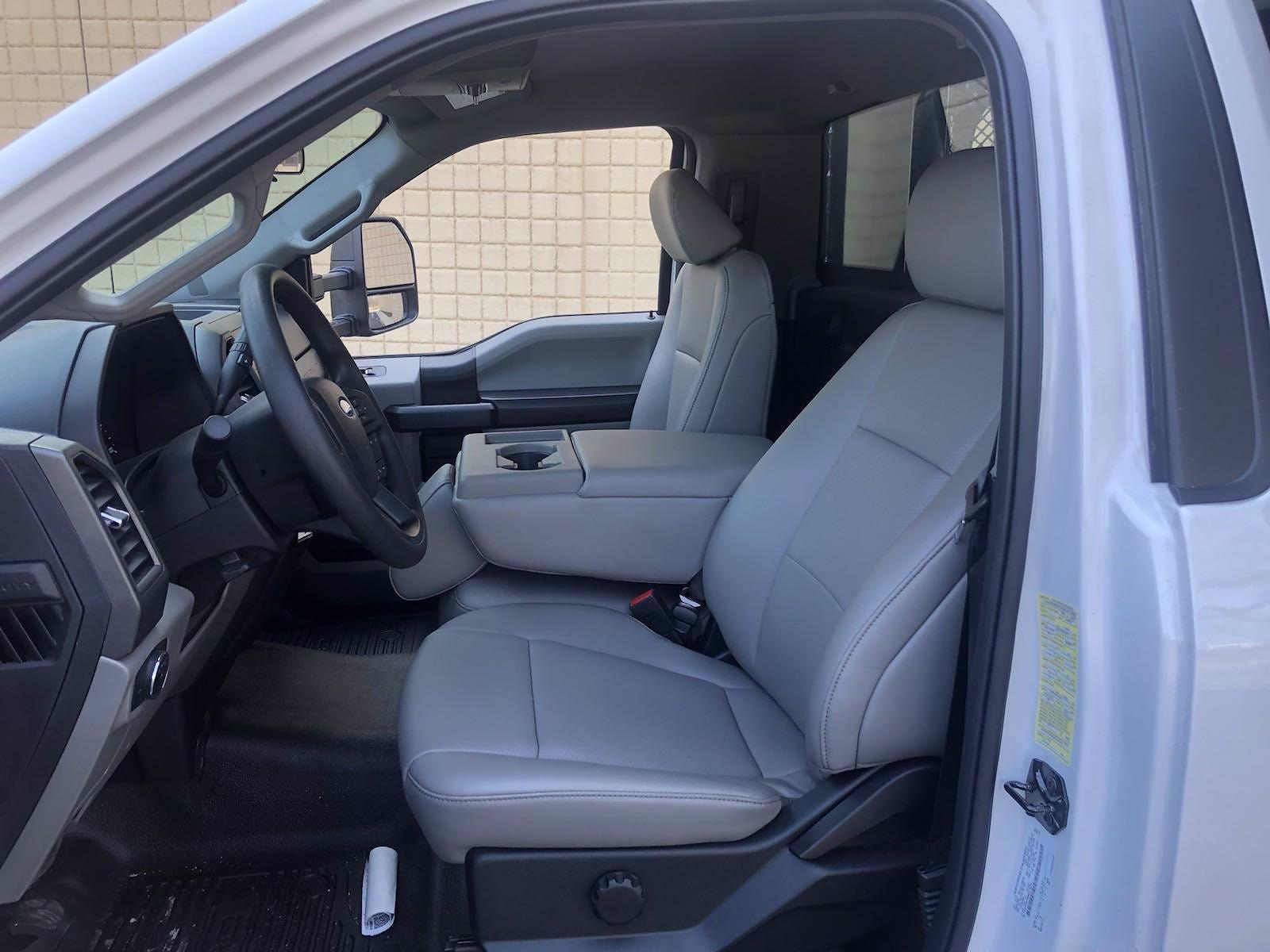 2021 Ford F-450 Regular Cab DRW 4x4, PJ's Stake Bed #FLU10174 - photo 23