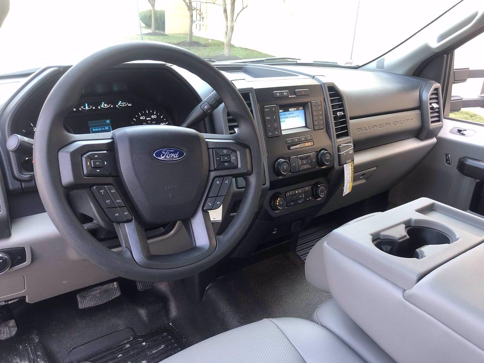 2021 Ford F-450 Regular Cab DRW 4x4, PJ's Stake Bed #FLU10174 - photo 24