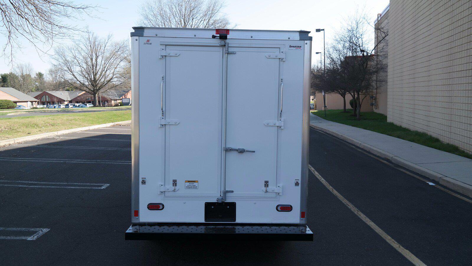 2021 Ford E-350 4x2, Supreme Spartan Cargo Cutaway Van #FLU10176 - photo 9