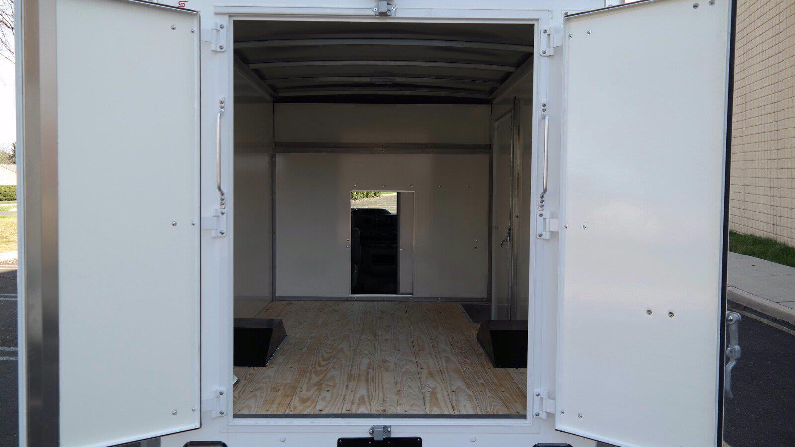 2021 Ford E-350 4x2, Supreme Spartan Cargo Cutaway Van #FLU10176 - photo 8