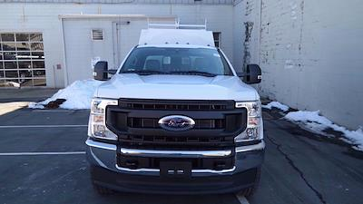 2021 Ford F-350 Super Cab 4x4, Reading Panel Service Body #FLU10194 - photo 2