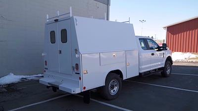 2021 Ford F-350 Super Cab 4x4, Reading Panel Service Body #FLU10194 - photo 10