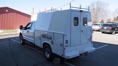 2021 Ford F-350 Super Cab 4x4, Reading Panel Service Body #FLU10194 - photo 12