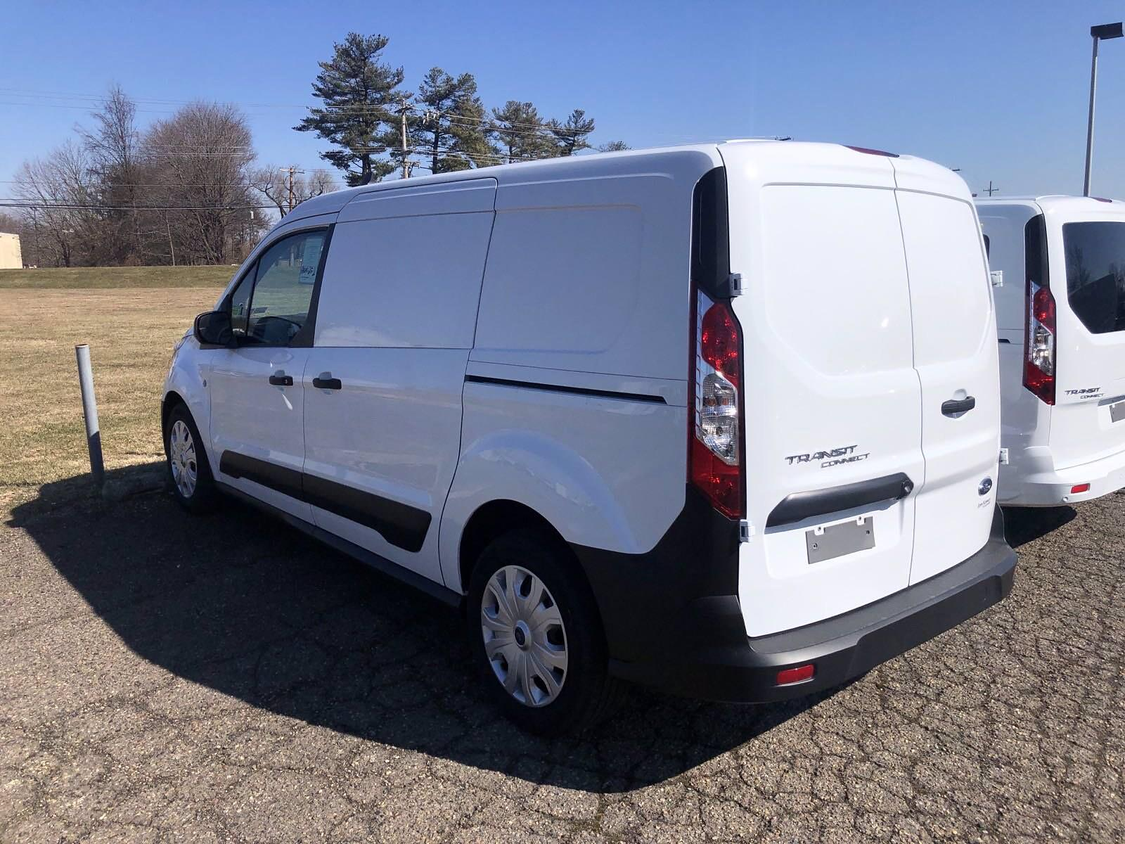 2021 Ford Transit Connect FWD, Empty Cargo Van #FLU10198 - photo 3