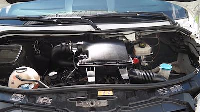 2016 Mercedes-Benz Sprinter 3500 4x2, Cutaway Van #FLU102091 - photo 21