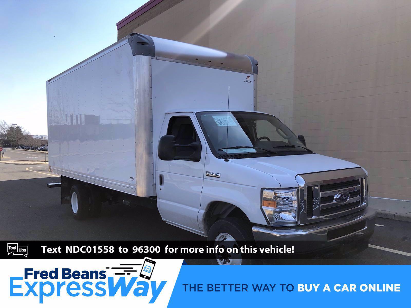 2022 Ford E-450 4x2, Supreme Iner-City Cutaway Van #FLU10210 - photo 1