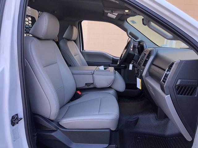 2021 Ford F-350 Regular Cab DRW 4x4, Knapheide Value-Master X Stake Bed #FLU10215 - photo 8